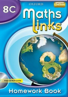Book MathsLinks: 2 Y8 Homework Book C by Ray Allan