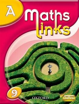 Book MathsLinks: 3 Y9 Students Book A by Ray Allan