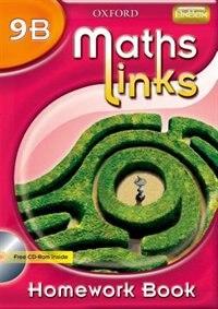 MathsLinks: 3 Y9 Homework Book B