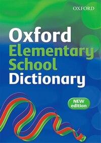 Oxford Elementary School Dictionary