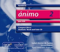 Animo: Para OCR A2 Audio CDs
