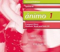 Animo: 1 AS Audio CDs