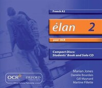 Elan: 2 Pour OCR A2 Audio CDs