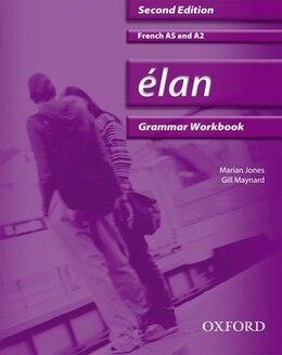 Book Elan: AS Grammar Workbook by Gill Maynard