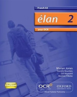 Book Elan: OCR Edition Students Book by Rachel Sauvain