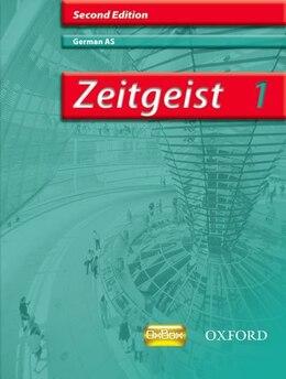 Book Zeitgeist: 1 Students Book by Morag McCrorie