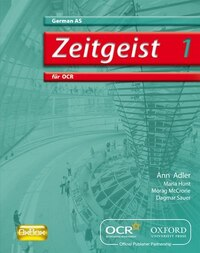 Zeitgeist: OCR Edition Students Book