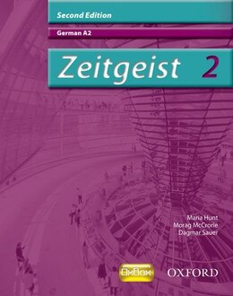 Book Zeitgeist: 2 Students Book by Morag McCrorie