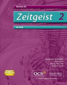 Book Zeitgeist: OCR Edition Students Book by Ann Adler