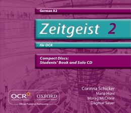 Book Zeitgeist: A2 Audio CDs fur OCR by Ann Adler