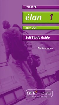 Elan: AS Self-Study Guide for OCR with CD