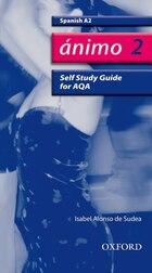 Animo: 2 A2 AQA Self-Study Guide with CD