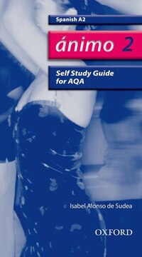 Animo: 2 A2 AQA Self-Study Guide with CD