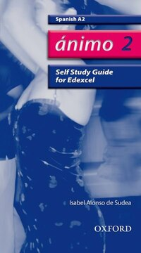 Animo: 2 A2 Edexcel Self-Study Guide with CD