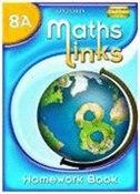 MathsLinks: 2 Y8 Homework Book A Pack of 15