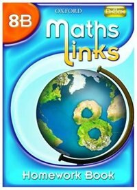 Book MathsLinks: 2 Y8 Homework Book B Pack Of 15 by Ray Allan