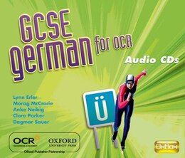 Book GCSE German for OCR Audio CDs by Morag McCrorie