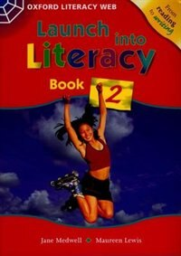 Book Launch Into Literacy: Level 2 Students Book 2 by Jane Medwell