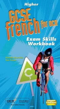 GCSE French for OCR Students Study Guide and CD-ROM