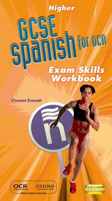 Book GCSE Spanish for OCR Students Study Guide and CD-ROM by Vincent Everett