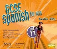 GCSE Spanish for OCR Audio CDs