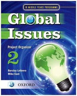 Book IB: Global Issues Project Planner 2 by Oxford