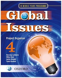 Book IB MYP: Project Organizer 4 by Mike East