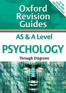 Book AS and A Level Psychology: Oxford Revision Guides by Grahame Hill