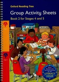 Oxford Reading Tree: Stages 4-5: Group Activity Sheets Book 2