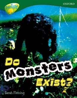Book Oxford Reading Tree: Stage 12: Treetops Non-Fiction Do Monsters Exist? by Sarah Fleming