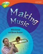 Oxford Reading Tree: Stage 13: Treetops Non-Fiction Making Music
