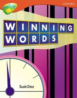 Book Oxford Reading Tree: Stage 13: Treetops Non-Fiction Winning Words by Susie Dent