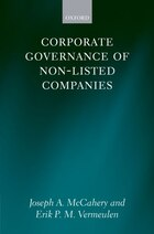 Corporate Governance of Closely Held Companies