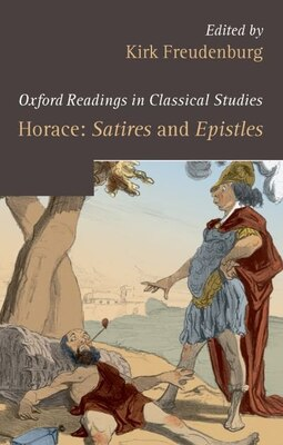 Book Horace: Satires and Epistles by Kirk Freudenburg
