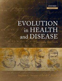 Book Evolution in Health and Disease by Stephen C. Stearns