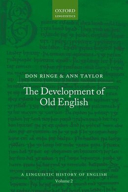 Book The Development of Old English by Don Ringe