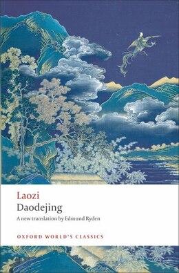 Book Daodejing by Benjamin Penny