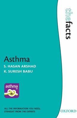 Book Asthma by S. Hasan Arshad