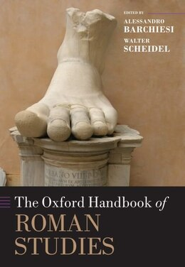 Book The Oxford Handbook of Roman Studies by Alessandro Barchiesi