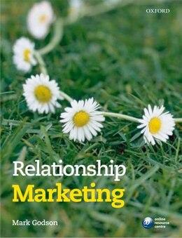 Book Relationship Marketing by Mark Godson