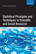 Statistical Principles and Techniques in Scientific and Social Research
