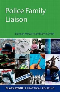 Book Police Family Liaison by Duncan McGarry