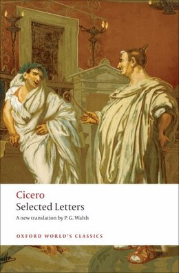 Book Selected Letters by Cicero