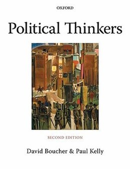 Book Political Thinkers: From Socrates to the Present by David Boucher