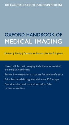 Book Oxford Handbook of Medical Imaging by M. J. Darby