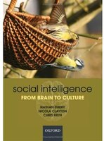 Social Intelligence: From brain to culture