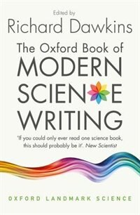 Book The Oxford Book of Modern Science Writing by Richard Dawkins