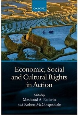 Book Economic, Social, and Cultural Rights in Action by Robert McCorquodale