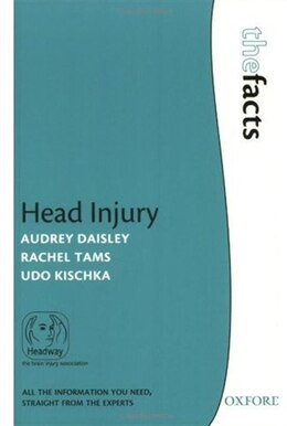 Book Head injury by Audrey Daisley
