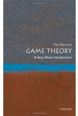 Book Game Theory: A Very Short Introduction by Ken Binmore